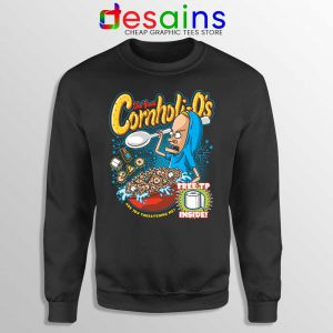 The Great Cornholio Sweatshirt Are You Threatening Me Sweaters S-3XL