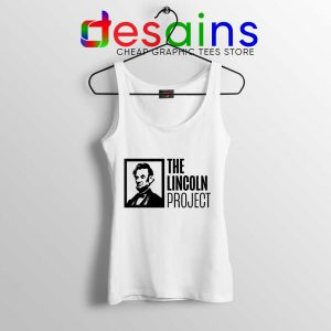 The Lincoln Project Tank Top American Political Tops S-3XL