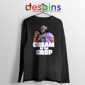 Cream Of The Crop Long Sleeve Tshirt Macho Man Cheap Tees