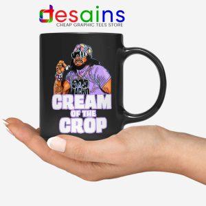 Cream Of The Crop Mug Macho Man Cheap Coffee Mugs WWF