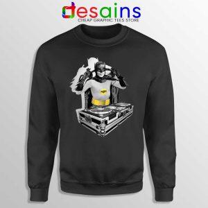 DJ The Dark Knight Sweatshirt Funny Batman DJ Sweaters