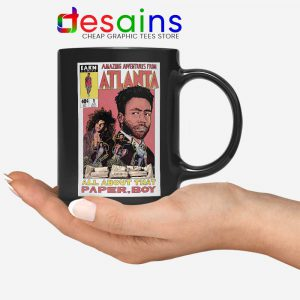 Donald Glover Amazing Adventures Mug Childish Gambino Coffee Mugs