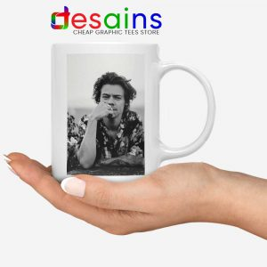 Dont Look Back Mug Harry Styles Quotes Coffee Mugs 11oz