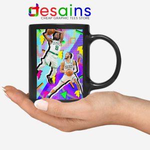 Fresh C's of Boston Mug Basketball Retro Boston Celtics Coffee Mugs