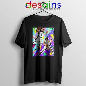 Fresh C's of Boston Tshirt Retro Boston Celtics Tee Shirts Sport
