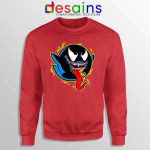 King Boo Venom Sweatshirt Marvel Comics Ghosts Sweaters