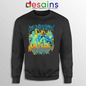 One Direction Heavy Metal Sweatshirt 1D Merch Cheap Sweaters