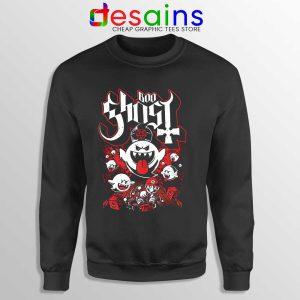 Papa Boo Ghost Sweatshirt Mario and Yoshi Sweaters Game