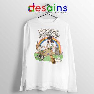Princess Of Feral Cats Long Sleeve Tshirt Disney Princess Tees