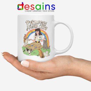 Princess Of Feral Cats Mug Disney Princess Coffee Mugs 11oz