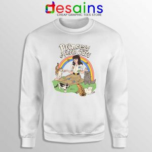 Princess Of Feral Cats Sweatshirt Disney Princess Cat Sweaters