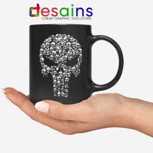 Punisher Skull Symbol Mug Marvel Comics Coffee Mugs 11oz