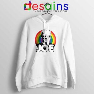 Joe Biden Pride Hoodie Rainbow Flag Joe Jacket LGBTQ