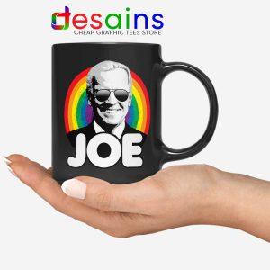 Joe Biden Pride Mug Rainbow Flag Joe Coffee Mugs 11oz