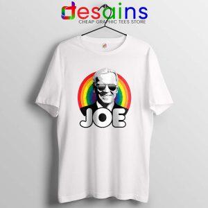 Joe Biden Pride Tshirt Rainbow Flag Joe Tee Shirts
