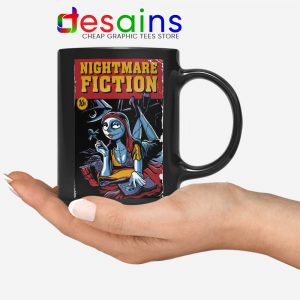 Pulp Fiction Girl Mug Nightmare Before Christmas Coffee Mugs
