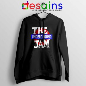 Rock Band The Jam Hoodie Music Merch Jacket Underground