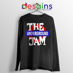Rock Band The Jam Long Sleeve Tee Music Merch T-shirts Long