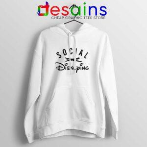 Social Disneying Hoodie Covid-19 Social Distancing Jacket