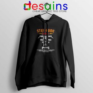 Stay Home Festival Hoodie Social Distancing Covid-19 Jacket