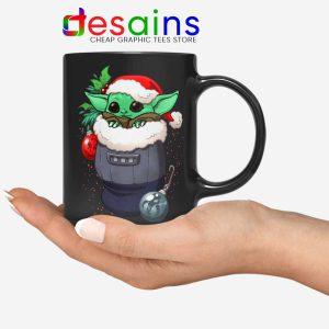 Stocking Stuffer Baby Yoda Mug Star Wars Christmas Coffee Mugs