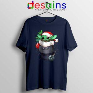 Stocking Stuffer Baby Yoda Tshirt Star Wars Christmas Tees