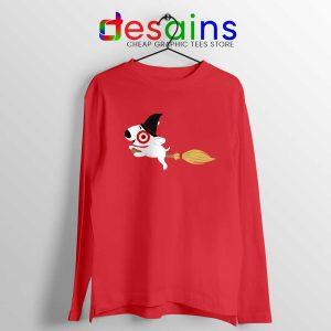 Target Witch Bullseye Long Sleeve Tee Halloween T-shirts