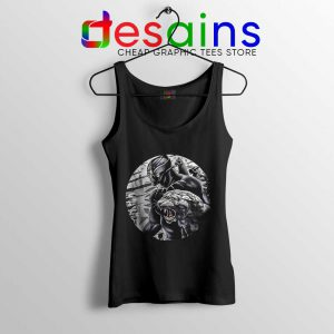 The Black Prince Tank Top RIP Black Panther Tops Movie