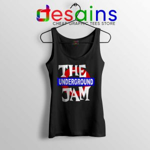 The Jam Going Underground Tank Top Punk Rock Band Tops