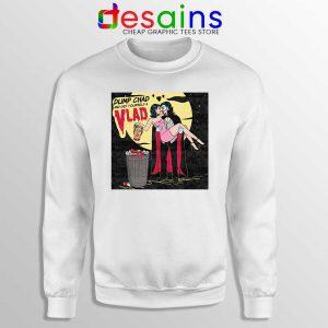 Dump Chad Sweatshirt Get Yourself a Vlad Sweaters Halloween