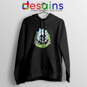 Rick Sanchez Ripper Hoodie Rick and Morty Ripped Jacket