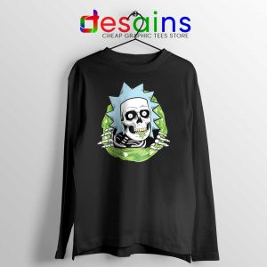 Rick Sanchez Ripper Long Sleeve Tee Rick and Morty Ripped