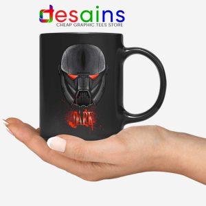 Dark Stormtrooper Art Mug Star Wars Soldier Coffee Mugs