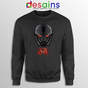 Dark Stormtrooper Art Sweatshirt Star Wars Soldier Sweaters