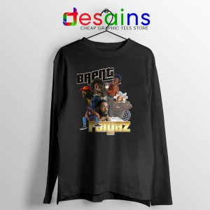 Brent Faiyaz Concert Long Sleeve Tee Merch