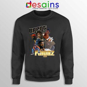 Brent Faiyaz Concert Sweatshirt Tour Merch