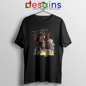 Brent Faiyaz Concert T Shirt Tour Merch