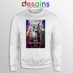 Buy Wandavision Poster Sweatshirt Marvel