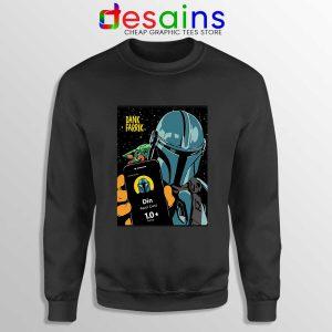 Dank Farrik Star Wars Sweatshirt The Mandalorian