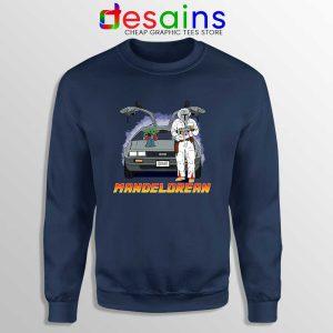DeLorean Mando Sweatshirt The Mandalorian