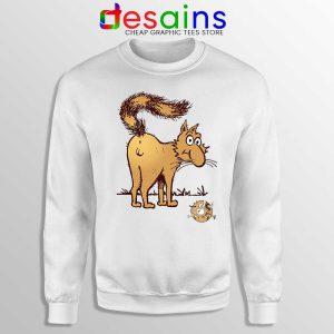Fat Freddys Cat Sweatshirt Fabulous Furry Freak Brothers