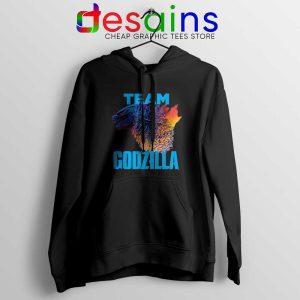 Godzilla vs Kong 2021 Hoodie Godzilla Team