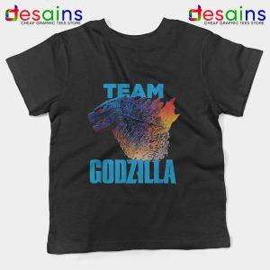 Godzilla vs Kong 2021 Kids Tee Godzilla Team