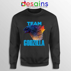 Godzilla vs Kong 2021 Sweatshirt Godzilla Team