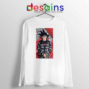 Goku Super Saiyan Long Sleeve Tee
