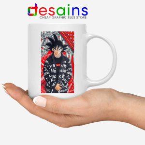 Goku Super Saiyan Mug Graphic Coffee Mugs