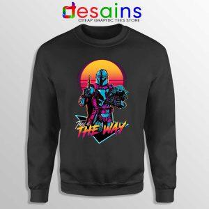 Mandalorian Grogu Sweatshirt This is The Way