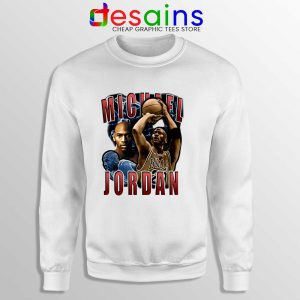 Michael Jordan The Shot Sweatshirt NBA