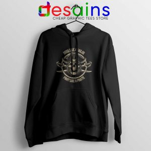 Pirate Skull and Crossbones Hoodie Graphic