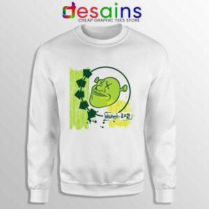 Shrek Blink 182 Sweatshirt Funny Ogre Band